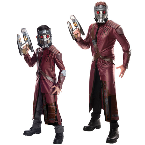 Guardians of the Galaxy Costumes - Star LordGuardians Of The Galaxy Star Lord Costume