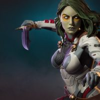 Guardians of the Galaxy Gamora Premium Format Figure 1