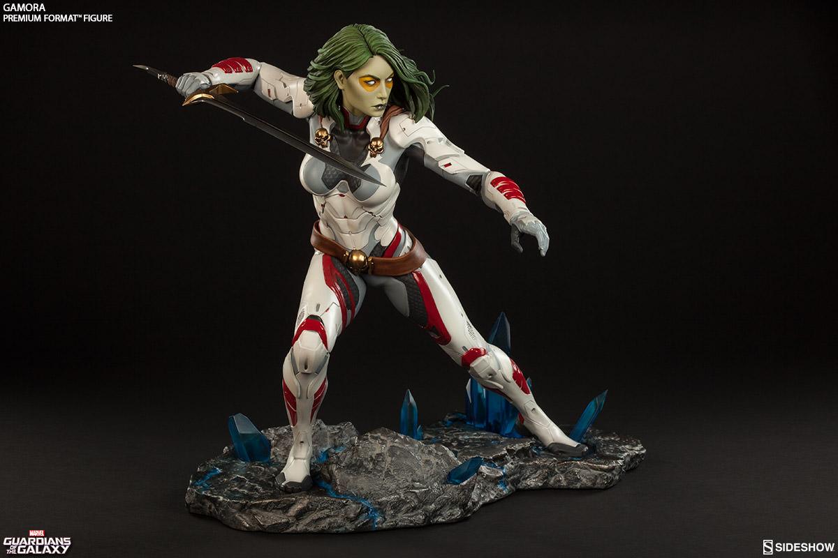 Guardians Of The Galaxy Gamora Premium Format Figure