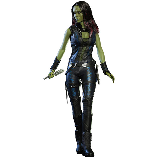Guardians of the Galaxy Gamora Sixth Scale Figure