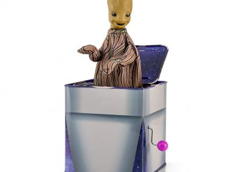 Guardians of the Galaxy Groot Jack-in-the-Box