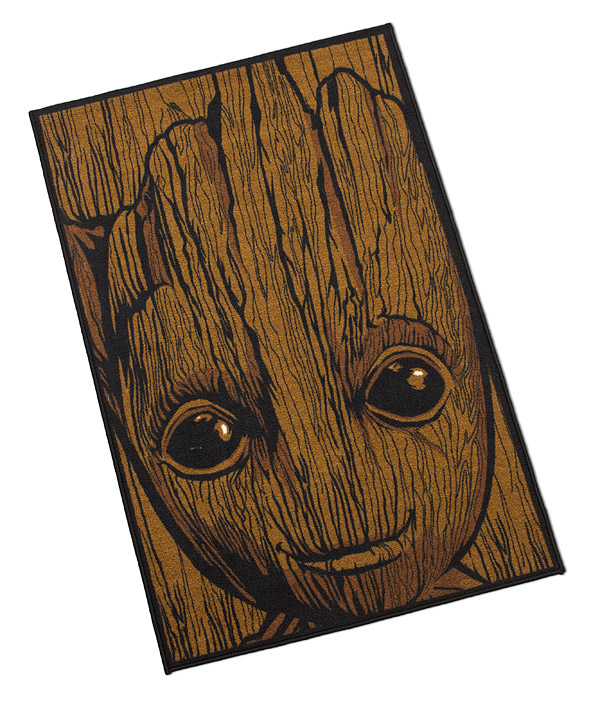 Guardians of the Galaxy Groot Rug