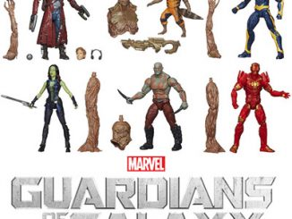 Guardians of the Galaxy Marvel Legends Action Figures Wave 1 Featured