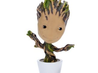 Guardians of the Galaxy Potted Groot 4-Inch Metals Die-Cast Action Figure