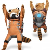 Guardians of the Galaxy Rocket Raccoon Backpack Buddy