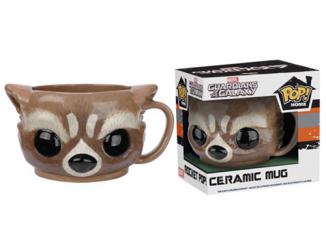 Guardians of the Galaxy Rocket Raccoon Pop! Home 12 oz. Mug