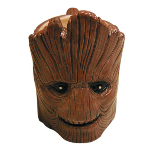Guardians of the Galaxy Smiling Groot Molded Mug