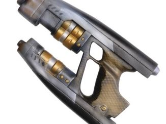 Guardians of the Galaxy Star-Lord Gun