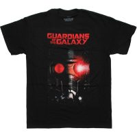 Guardians of the Galaxy Star-Lord Helmet T-Shirt