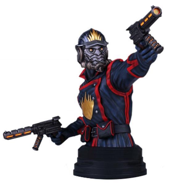 Guardians of the Galaxy Star-Lord Mini-Bust