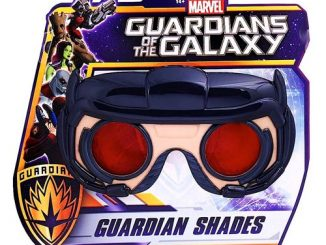 Guardians of the Galaxy Star-Lord Sun-Staches
