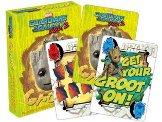 Guardians of the Galaxy Vol. 2 Baby Groot Playing Cards
