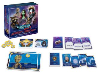 Guardians of the Galaxy Vol. 2 Gear Up and Rock Out Game
