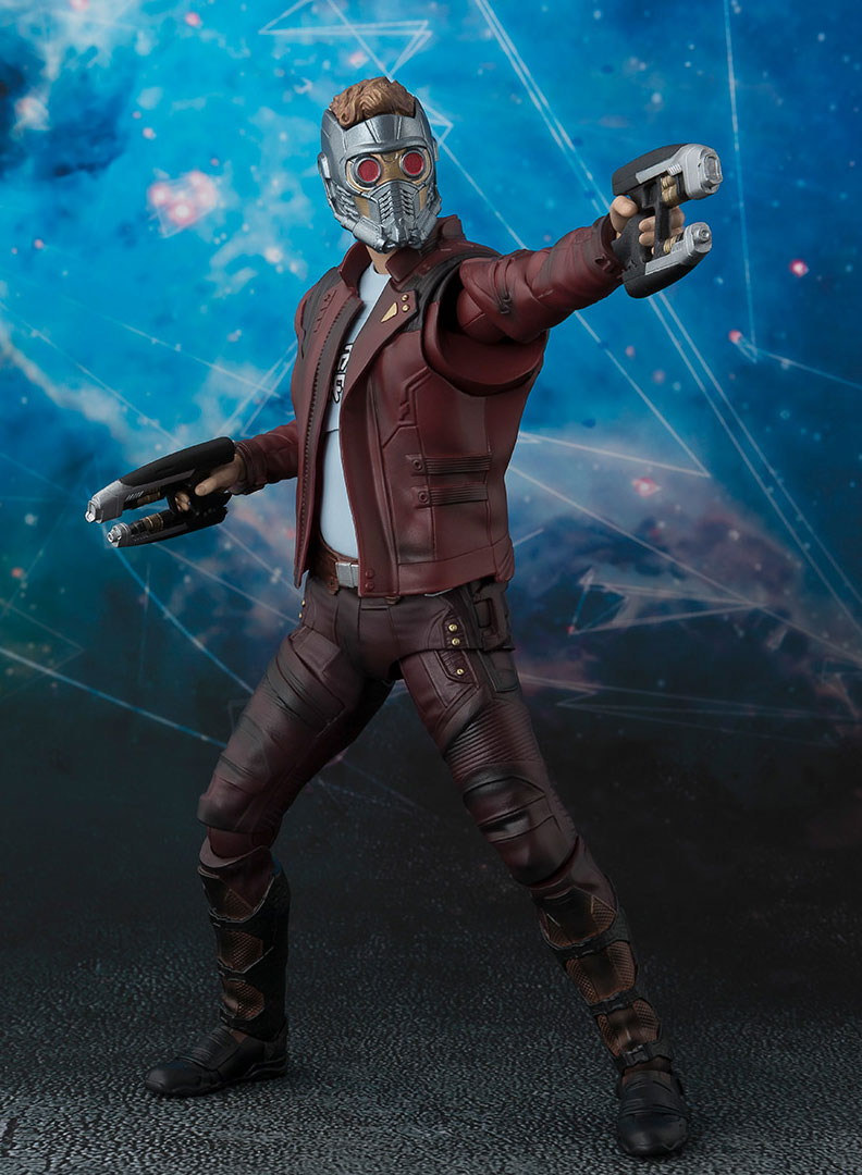 Guardians Of The Galaxy Vol 2 Star Lord With Explosion Sh