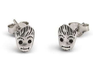 Guardians of the Galaxy Wee Groot Stud Earrings