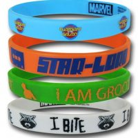 Guardians of the Galaxy Wristband Set