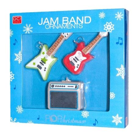 Guitar Tree Ornaments