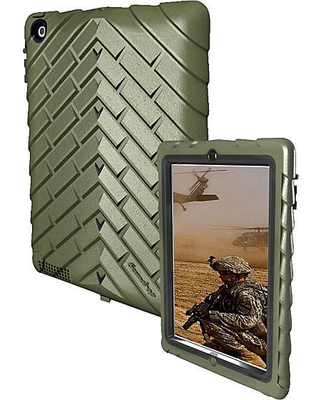 Gumdrop Military Edition - Drop Series iPad 2 Case