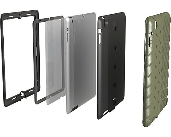 Gumdrop Military Edition - Drop Series iPad 2 Protection Case