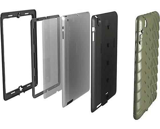 Gumdrop Military Edition - Drop Series iPad 2 Protection Case