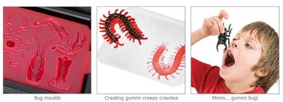 Gummi-X Bug Centre