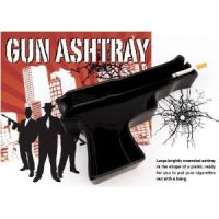 Gun Ashtray