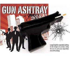 Gun Ashtray