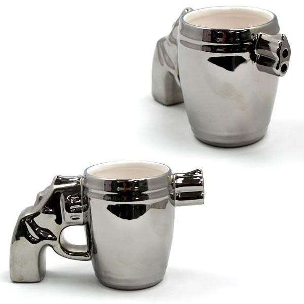 Gun Mug