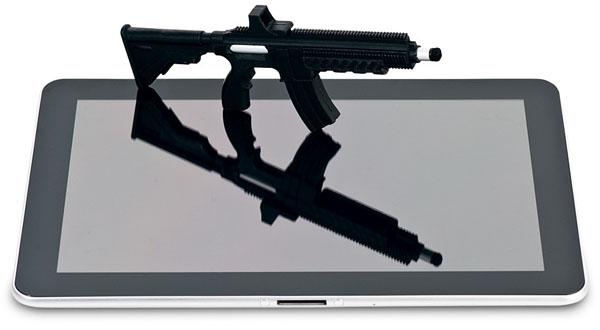 Gun Stylus