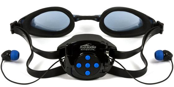 H2O Interval Swim Music System