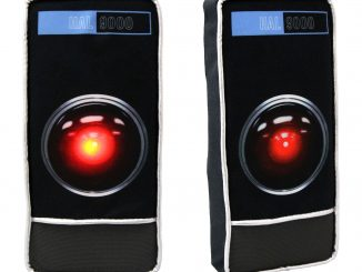 HAL 9000 Electronic Lights and Sounds Plush