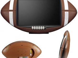 HANNspree Football LCD TV