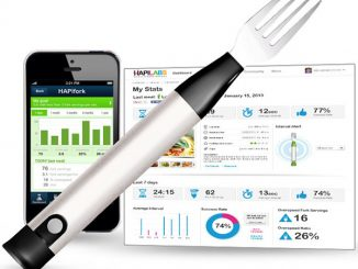 HAPIfork Bluetooth-Enabled Smart Fork