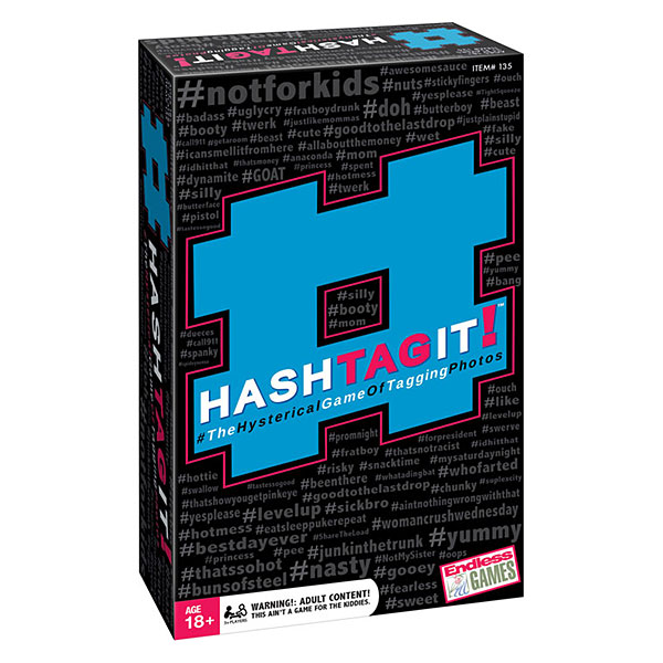 #HASHTAGIT Party Game