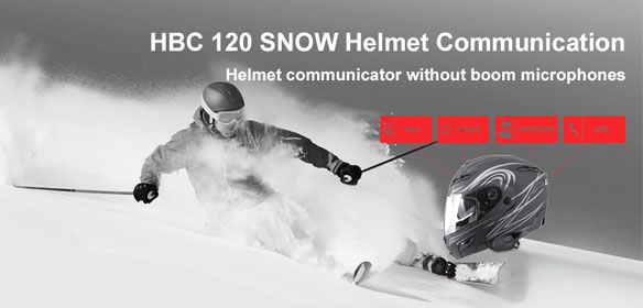 HBC 120 Snow Communicator