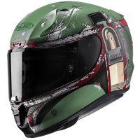 HJC RPHA 11 Pro Boba Fett Motorcycle Helmet