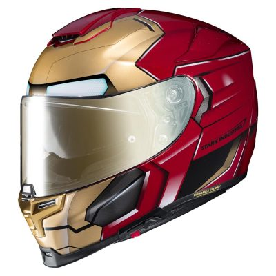 HJC RPHA Iron Man Motorcycle Helmet