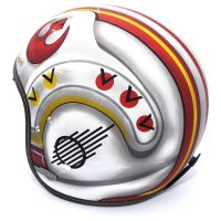 HJC Star Wars X-Wing Pilot Motorcycle Helmet