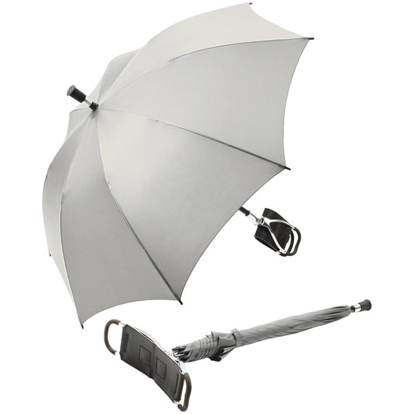 The Spectator Umbrella Walking Stick Seat Cane