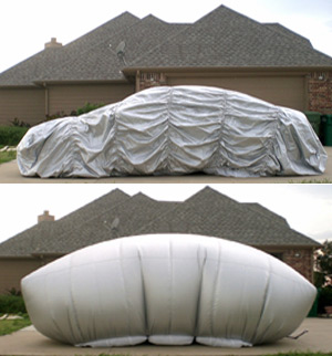 Storm Shield Car Cover