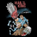 King Of Horror T Shirt
