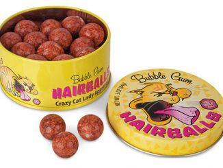 Hairball Gumballs
