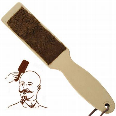 Hairbrush for Bald Men