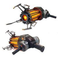 Half Life 2 Gravity Gun 1 1 Scale Prop Replica