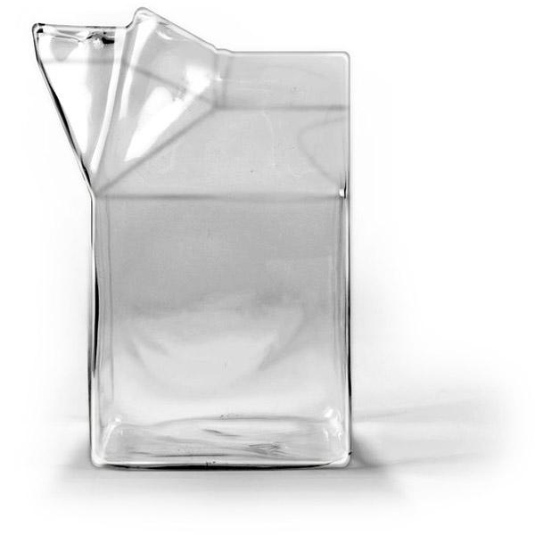 Half Pint Milk Glass Creamer