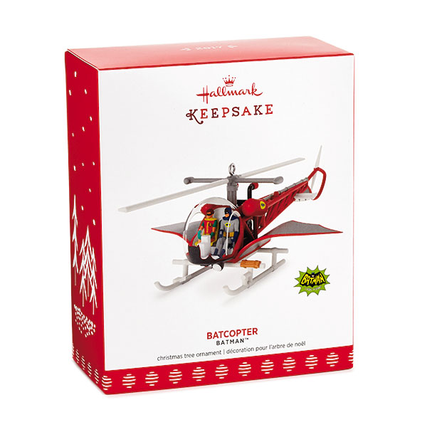Hallmark Keepsake Batcopter