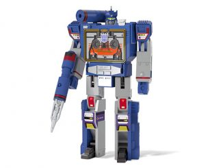 Hallmark Keepsake Classic Transformers Soundwave