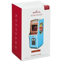 Hallmark Keepsake Donkey Kong Christmas Ornament