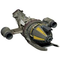 Hallmark Keepsake Firefly Serenity Christmas Ornament Back
