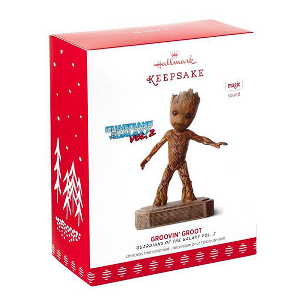 Hallmark Keepsake Guardians Groot
